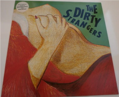 The Dirty Strangers - The Dirty Strangers 12 inch vinyl