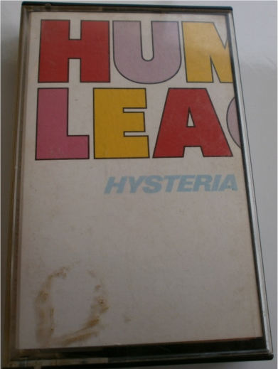 The Human League - Hysteria - Cassette Tape
