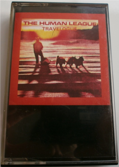 The Human League - Travelogue - Cassette Tape