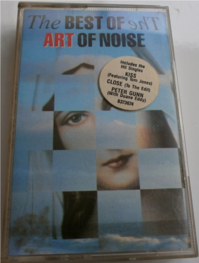 The Art Of Noise - The Best Of - Cassette Tape