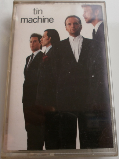 Tin Machine - Tin Machine - Cassette Tape