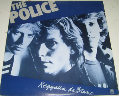 The Police Vinyl Records For Sale