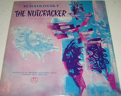 Tchaikovsky - The Nutcracker (fairy ballet in two acts)12 Inch Vinyl