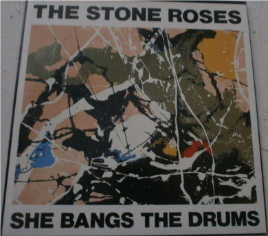 The Stone Roses - She Bangs The Drums 7 Inch Vinyl
