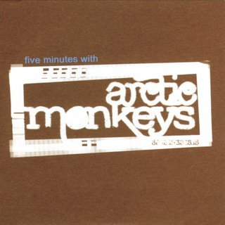 Arctic Monkeys - Five Minutes with Arctic Monkeys 7 Inch Vinyl