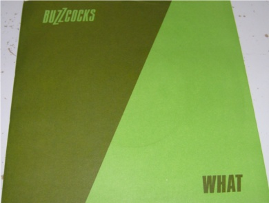 The Buzzcocks - What Do I Get 7 Inch Vinyl