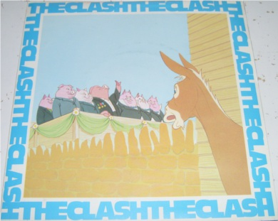 The Clash - English Civil War 7 Inch Vinyl