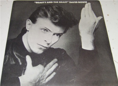 David Bowie - Beauty And The Beast 7 Inch Vinyl