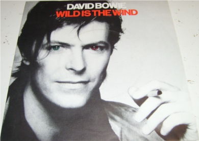 David Bowie - Wild Is The Wind 7 Inch Vinyl