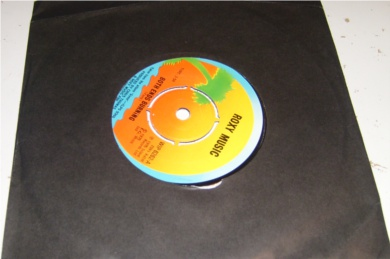 Roxy Music - Both Ends Burning 7 Inch Vinyl
