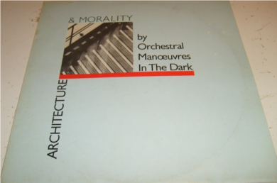 O.M.D - Architecture & Morality 12 inch vinyl