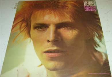 David Bowie - Space Oddity 12 inch vinyl