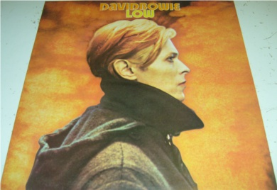 David Bowie - Low 12 inch vinyl