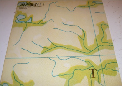 Brian Eno - Ambient 1 Music For Airports 12 inch vinyl