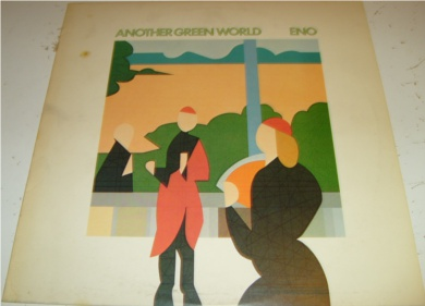 Brian Eno - Another Green World 12 inch vinyl