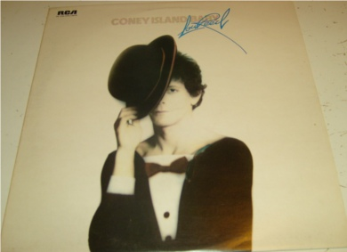 Lou Reed - Cockney Island Baby 12 inch vinyl