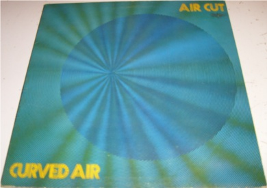 Curved Air - Air Cut 12 inch vinyl