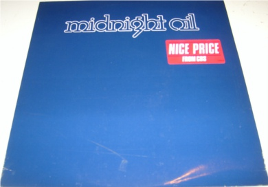 Midnight Oil - Midnight Oil 12 inch vinyl