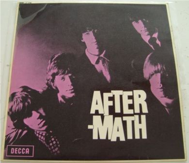 The Rolling Stones - After-Math 12 inch vinyl