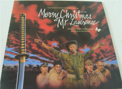 Merry Christmas Mr Lawrence 1983 12 Inch Vinyl