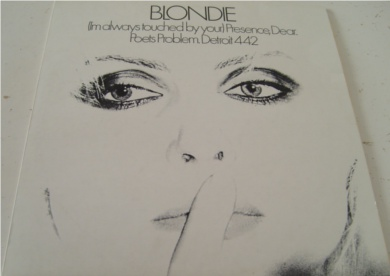 Blondie - (Im Always Touched By Your) Presence Dear 12 Inch Vinyl