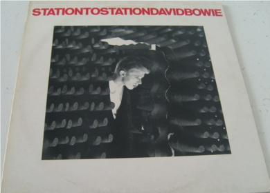 David Bowie - Station To Station 12 inch vinyl