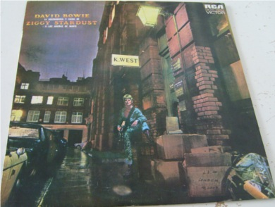 David Bowie - Ziggy Stardust And The Spiders From Mars - SPANISH mint 12 inch vinyl