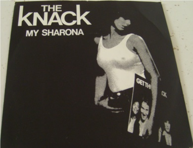 The Knack - My Sharona 7 Inch Vinyl
