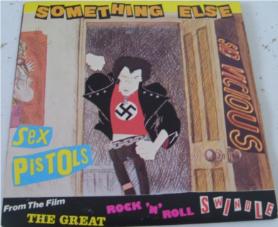 Sex Pistols - Something Else 7 Inch Vinyl - Mint