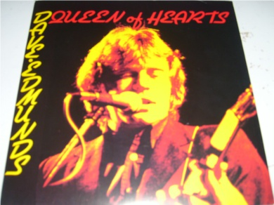 Dave Edmunds - Queen Of Hearts 7 Inch Vinyl