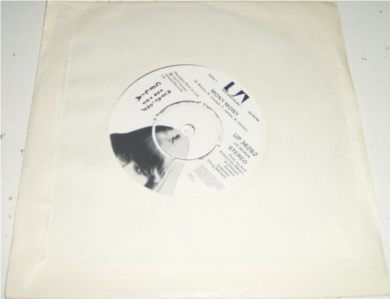 Celia And The Mutations - Mony Mony 7 Inch Vinyl