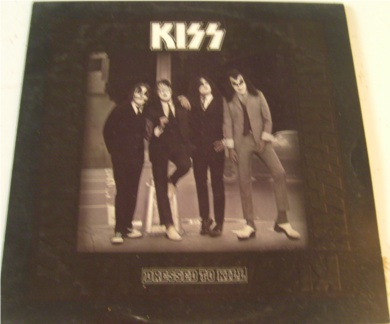 Kiss - Dressed To Kill 12 inch vinyl