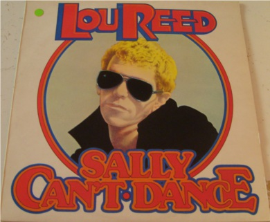 Lou Reed - Sally Cant Dance 12 inch vinyl