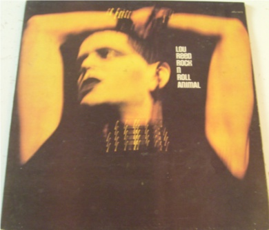 Lou Reed - Rock n Roll Animal 12 inch vinyl