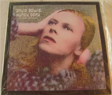 David Bowie - Hunky Dory Spanish 1st Press 12 inch vinyl