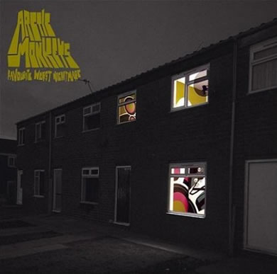 Arctic Monkeys - Favourite Worst Nightmare 12 Inch Vinyl