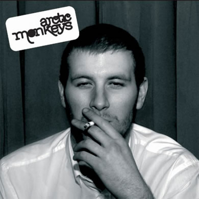 Arctic Monkeys - Whatever People Say I Am...That's What I'm Not 12 Inch Vinyl