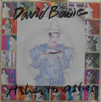 David Bowie - Ashes To Ashes 7 Inch Vinyl