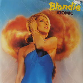 Blondie - Atomic 7 Inch Vinyl