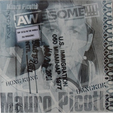 Mauro Picotto - Awesome 2 Part 12 inch vinyl