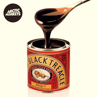 Arctic Monkeys - Black Treacle 7 Inch Vinyl