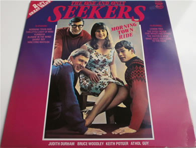 Seekers - The One And Only gatefold 2 l.p 1964 12 inch vinyl
