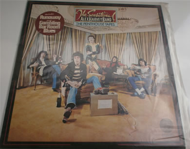 The Sensational Alex Harvey Band - The Penthouse Tapes 12 inch vinyl