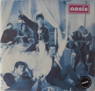 Oasis - Cigarettes And Alcohol 7 Inch Vinyl
