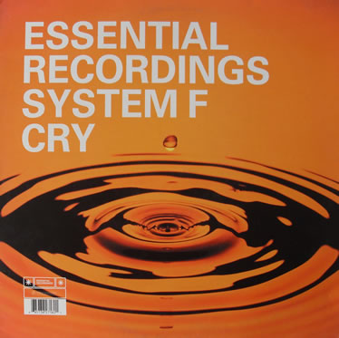 System F - Cry 12 inch vinyl