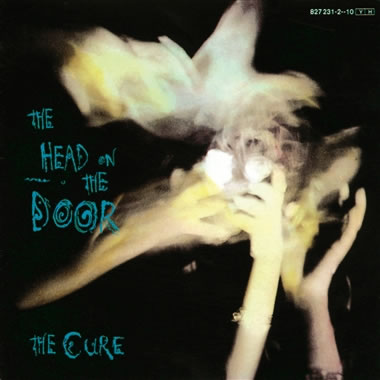 The Cure - The Head On The Door 12 inch vinyl