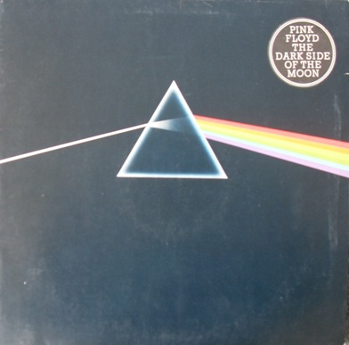 Pink Floyd - Dark Side Of The Moon 12 inch vinyl