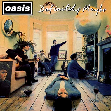 Oasis - Definitely Maybe 12 Inch Vinyl