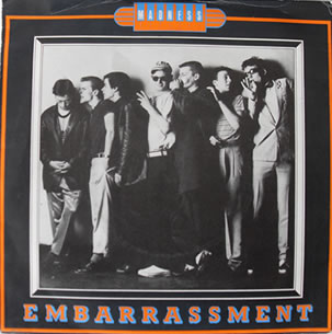 Madness - Embarrassment 7 Inch Vinyl