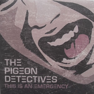 The Pigeon Detectives - This Is An Emergency 7 Inch Vinyl